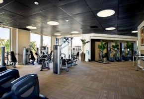 The Plaza Irvine Fitness Center