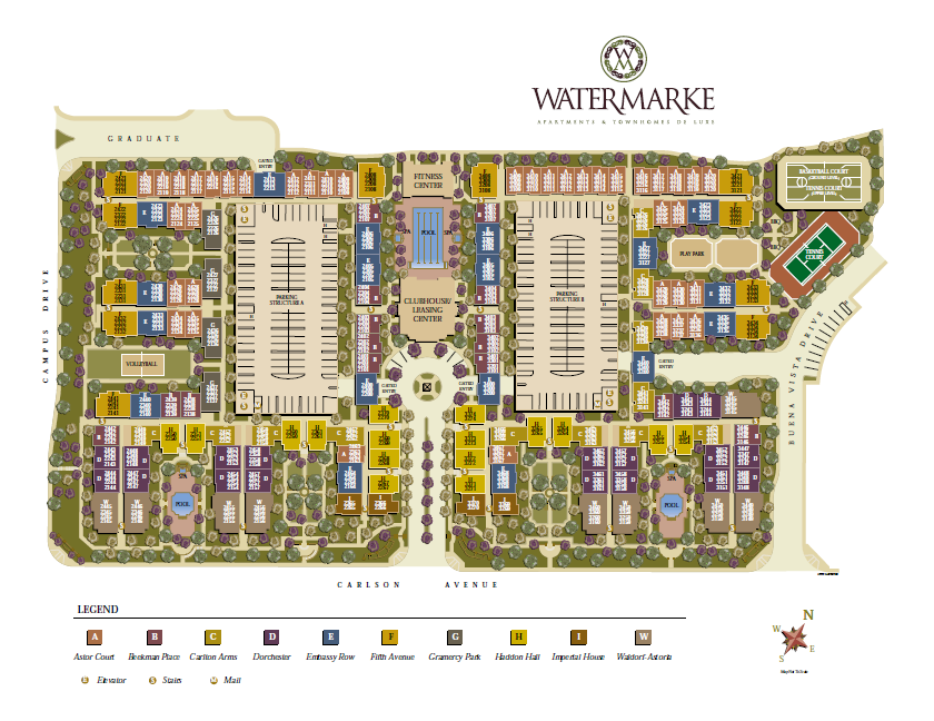 Floor Plans Virtual Tour And Site Map The Souss 233 Group